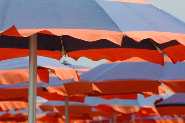 Rimini Umbrellas