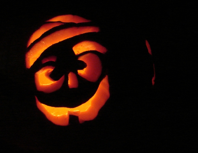 Happy pumkin