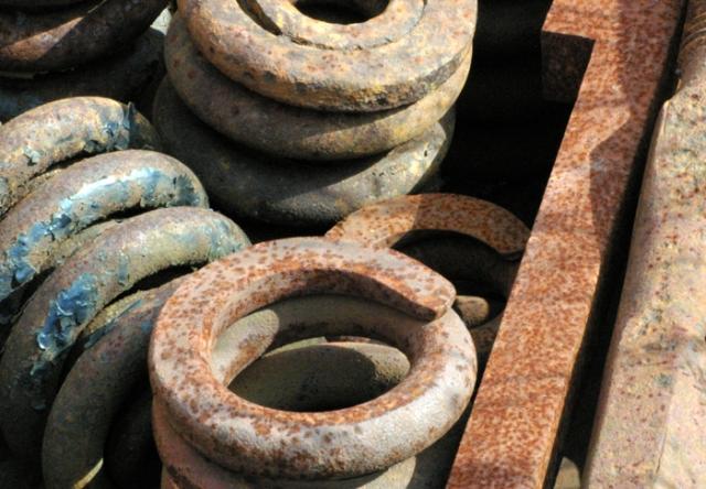 Rusty springs