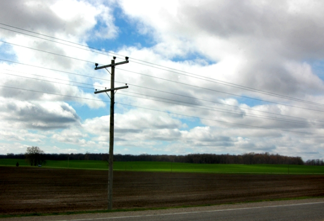 View on Highway 4