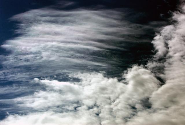 Fleeting Sky