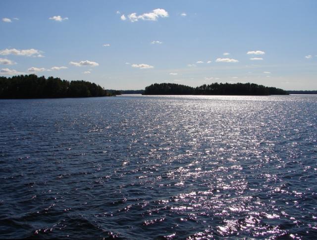 Shining Waters