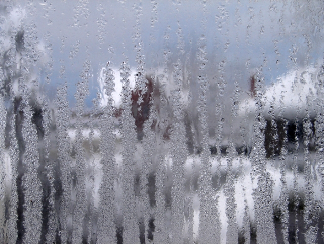 Winter Out The Window