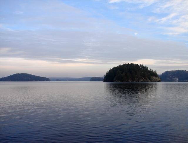 Mary Lake December