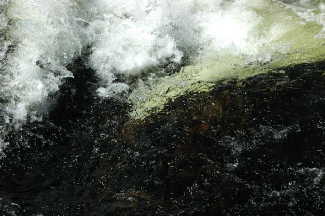 Swirling Bala Falls