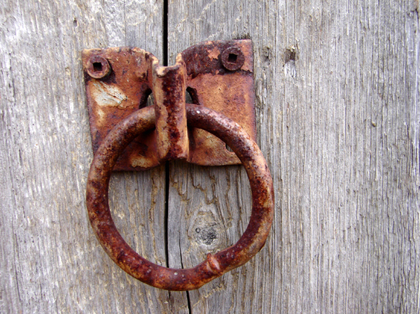 Rusted Ring