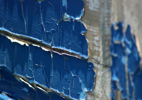 Blue Peeling