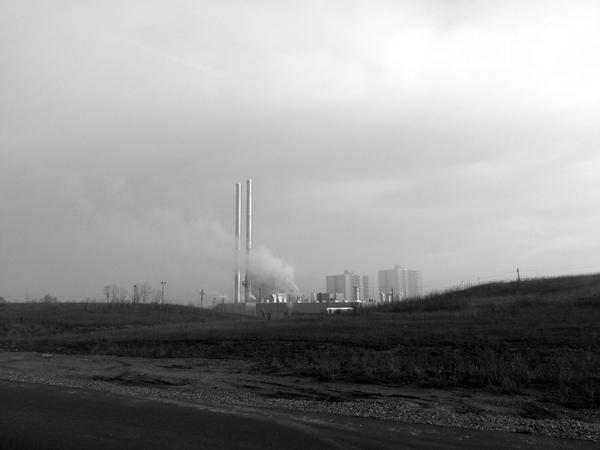 Hospital Power Plant