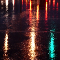 Road Reflections 1