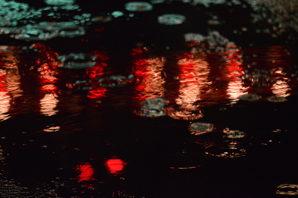 Red Light Rain