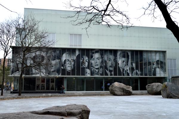 Ryerson Image Centre Exterior