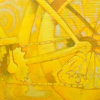 Yellow Sprocket
