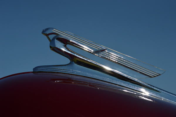 Coupe Ornament