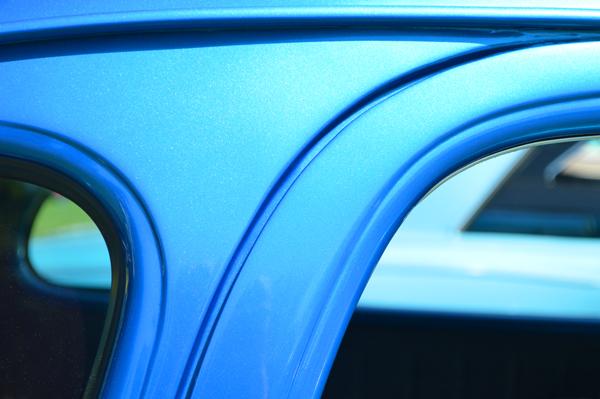 Street Rod Blue