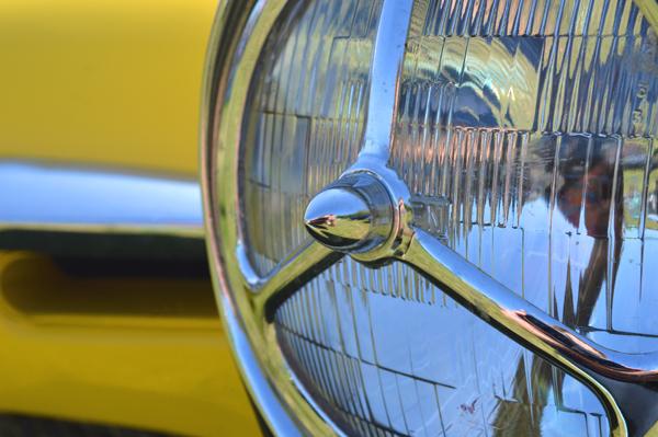 Studebaker Headlight