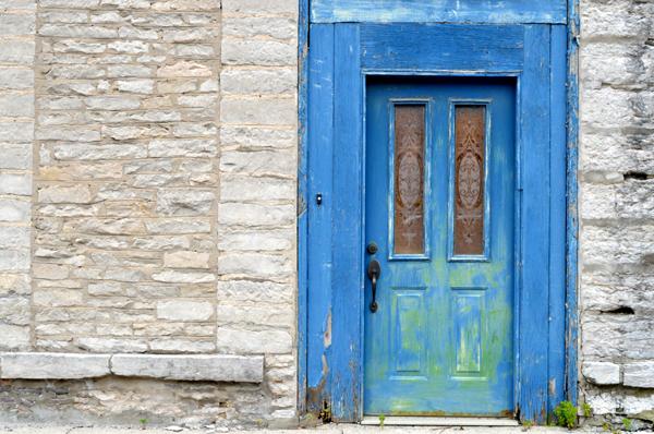 Blue Door St Marys