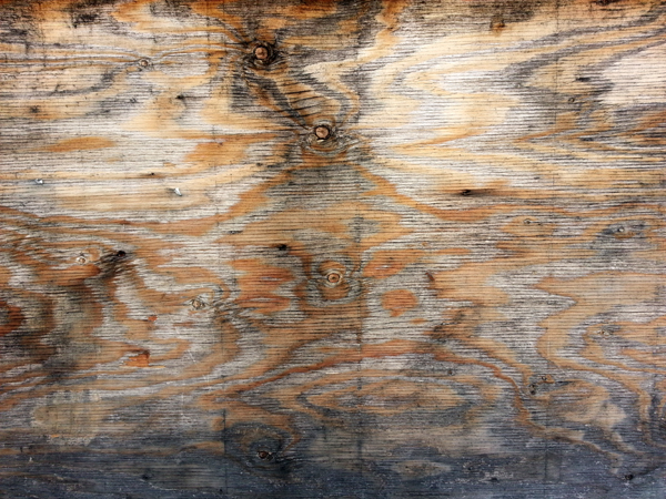 Weird Wood Grain