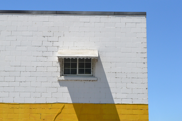 White and Yellow Wall