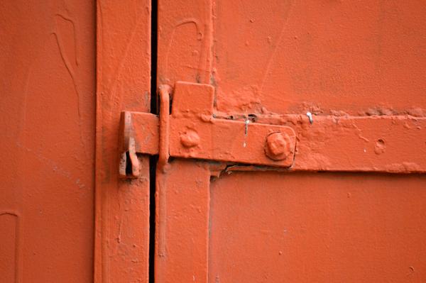 Orange Latch