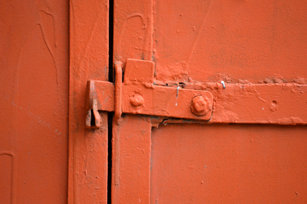 Orange Latch