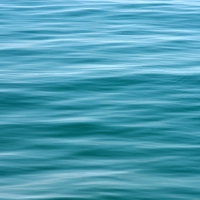 Calm Blue Waves