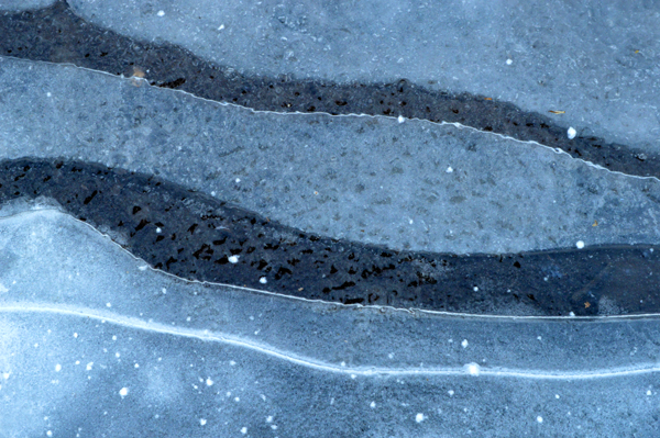 Abstract Ice 2