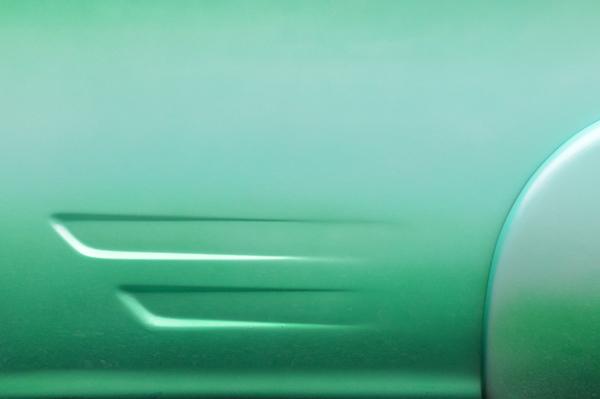 Jade Idol II Detail